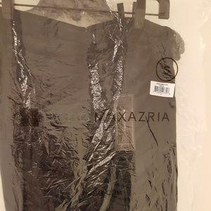 BcbgMaxazria midi black skirt